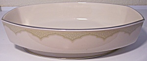 Franciscan Pottery Fine China Castile Vegetable Bowl