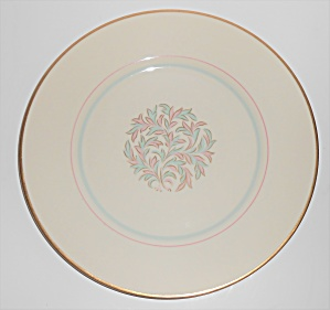 Franciscan Pottery Fine China Rossmore Dinner Plate