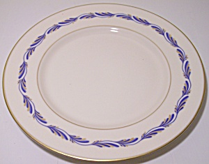 Franciscan Pottery Fine China Arcadia Blue Salad Plate