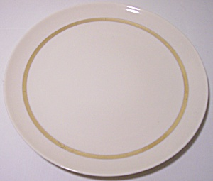 FRANCISCAN POTTERY FINE CHINA CHEROKEE ROSE 7 PLATE! (Image1)