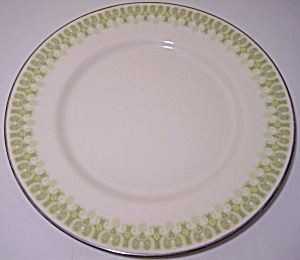Franciscan Pottery Fine China Gabrielle Dinner Plate