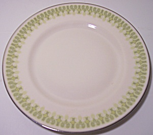FRANCISCAN POTTERY FINE CHINA GABRIELLE BREAD PLATE! (Image1)