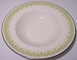 FRANCISCAN POTTERY FINE CHINA GABRIELLE FRUIT BOWL! (Image1)