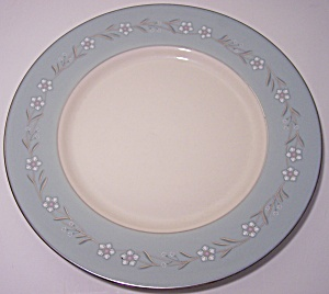 Franciscan Pottery Fine China Del Rio Dinner Plate