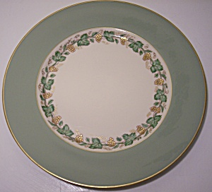 Franciscan Pottery Fine China Concord Dinner Plate