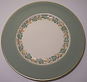 Franciscan Pottery Fine China Concord Salad Plate
