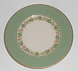 Franciscan Pottery Fine China Concord Bread Plate