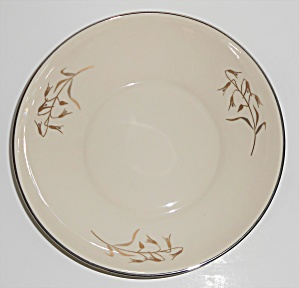 Franciscan Pottery Fine China Willow Bouquet 7 Bowl