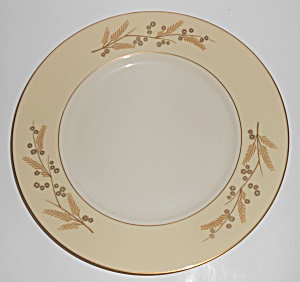 Franciscan Pottery Masterpiece China Acacia Dinner Plt