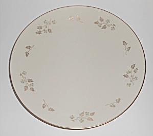 FRANCISCAN POTTERY FINE CHINA INTERLUDE DINNER PLATE! (Image1)