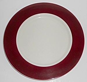 FRANCISCAN POTTERY FINE CHINA NORTHRIDGE DINNER PLATE! (Image1)