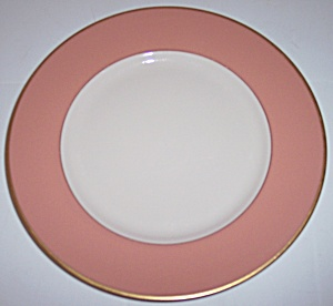 Franciscan Pottery Fine China Palomar Pink Salad Plate