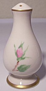 Franciscan Pottery Fine China Cherokee Rose Salt Shaker