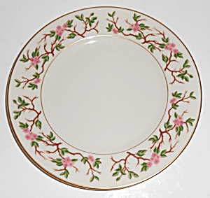 FRANCISCAN POTTERY FINE CHINA WOODSIDE BREAD PLATE! (Image1)