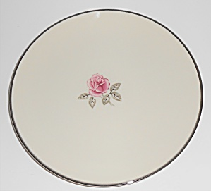 Franciscan Pottery Fine China Encanto Rose Salad Plate (Image1)