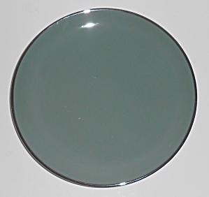 FRANCISCAN POTTERY FINE CHINA SPRUCE BREAD PLATE! (Image1)