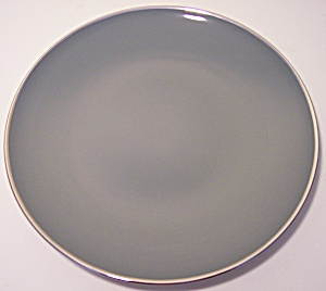 "Franciscan Pottery Fine China Spruce 7"" Plate"