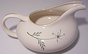 FRANCISCAN POTTERY FINE CHINA DEBUT GRAVY BOWL! (Image1)