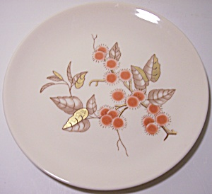 FRANCISCAN POTTERY FINE CHINA PALO ALTO BREAD PLATE! (Image1)