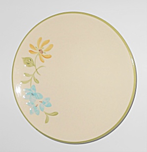 Franciscan Pottery Daisy Bread Plate