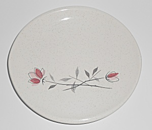 Franciscan Pottery Duet Bread Plate Mint