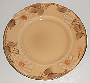 Franciscan Pottery Cafe Royal Salad Plate
