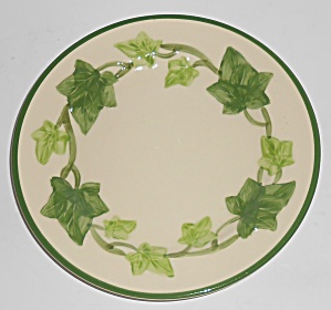 Franciscan Pottery USA Ivy Bread Plate! MINT (Image1)