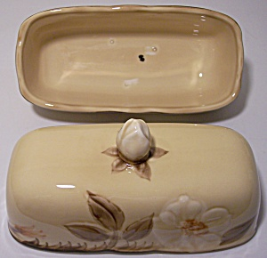 FRANCISCAN POTTERY CAFE ROYAL BUTTERDISH LID! (Image1)
