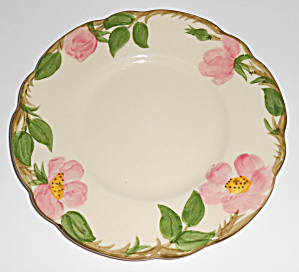 Franciscan Pottery Desert Rose U.s.a. Bread Plate Mint