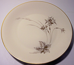 HEINRICH & COMPANY PORCELAIN SEPIA BREAD PLATE! (Image1)