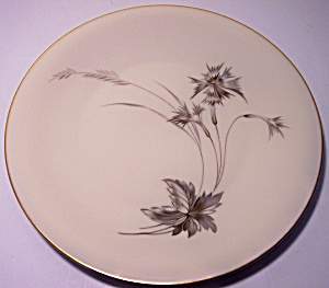 HEINRICH & COMPANY PORCELAIN SEPIA SALAD PLATE! (Image1)