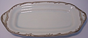 Franciscan Pottery Bountiful Butter Dish Base