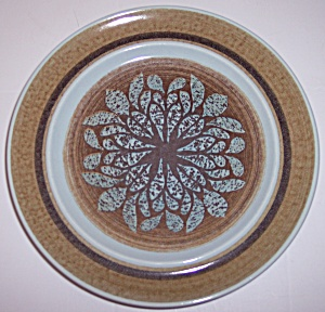 Franciscan Pottery Nut Tree Salad Plate Mint