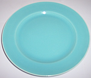 Franciscan Pottery El Patio Glacial Blue Salad Plate
