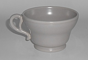 FRANCISCAN POTTERY EL PATIO GREY SET/4 CUPS! (Image1)