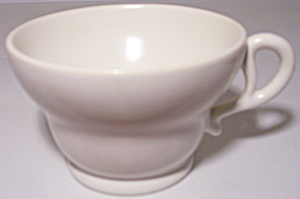FRANCISCAN POTTERY EL PATIO SATIN IVORY CUP! (Image1)