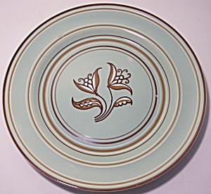 FRANCISCAN POTTERY PADUA II CELADON SALAD PLATE! (Image1)