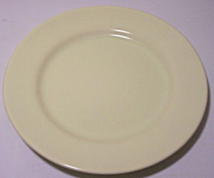 Franciscan Pottery El Patio Satin Yellow Bread Plate