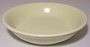 Franciscan Pottery El Patio Satin Yellow Fruit Bowl