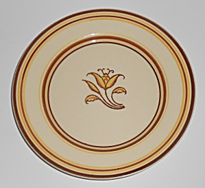 FRANCISCAN POTTERY PADUA BREAD PLATE! (Image1)
