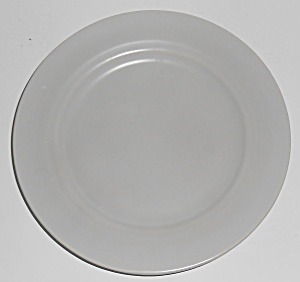 Franciscan Pottery Montecito Satin Grey Bread Plate