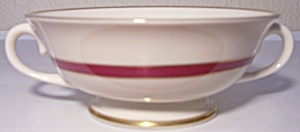 Franciscan Pottery Fine China Laguna Cream Soup Bowl