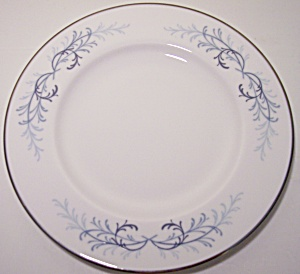 FRANCISCAN PORCELAIN CHINA LUCERNE BREAD PLATE! (Image1)