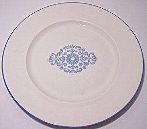 FRANCISCAN POTTERY FAMILY CHINA MEDALLION DINNER PLATE! (Image1)