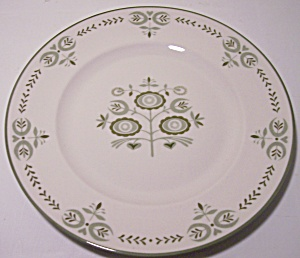 Franciscan Pottery Family China Heritage Bread Plate