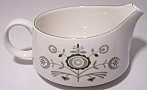 Franciscan Pottery Family China Heritage Creamer