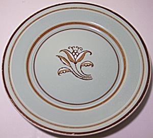 FRANCISCAN POTTERY PADUA II CELADON BREAD PLATE! (Image1)