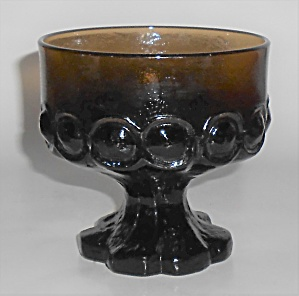 Franciscan Pottery Madeira Crystal Smoke Sherbet (Image1)