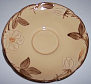 FRANCISCAN POTTERY CAFE ROYAL JUMBO SAUCER! (Image1)