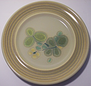 FRANCISCAN POTTERY PEBBLE BEACH BREAD PLATE! (Image1)